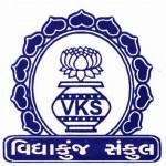 Vidhyakunj SANKUL BLUE Logo