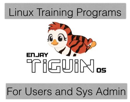 Tiguin Linux Training Programs